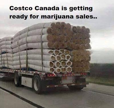 Costco Getting Ready For Canada