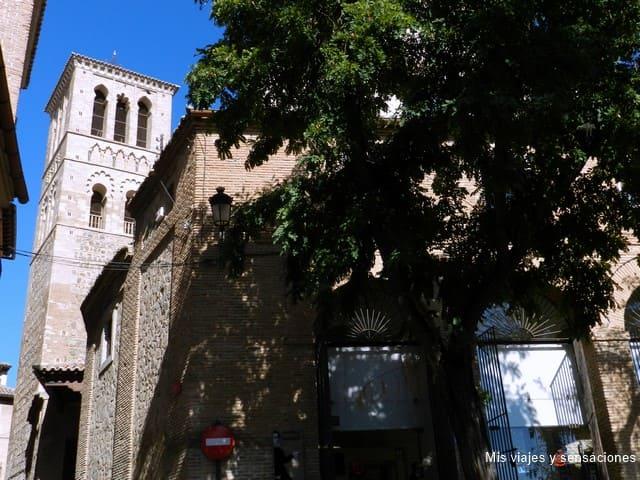 Iglesia de Santo Tomé, barrio judío de Toledo
