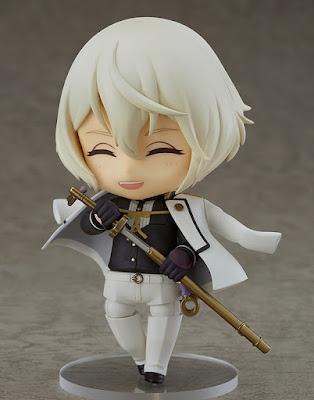 "Nendoroid Higeriki de ""Touken Ranbu -ONLINE-"" - Good Smile Company"
