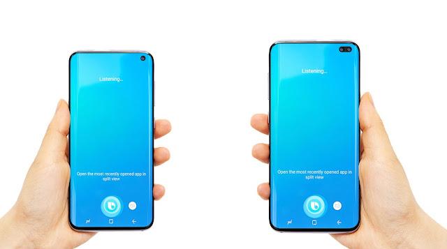 إصلاحات شاشة Galaxy S10 سيكلفك كثيرا !!