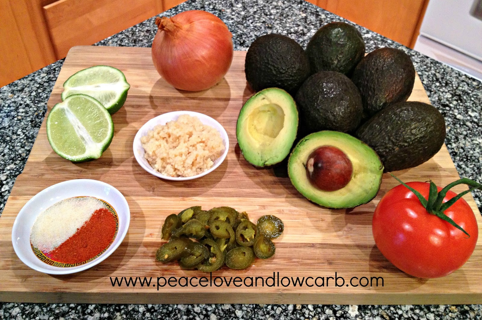 jon's guacamole - low carb, gluten free, paleo | peace love and low carb