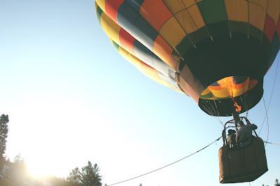 kuumailmapallolento