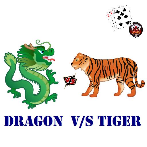 Dragon vs Tiger Game App