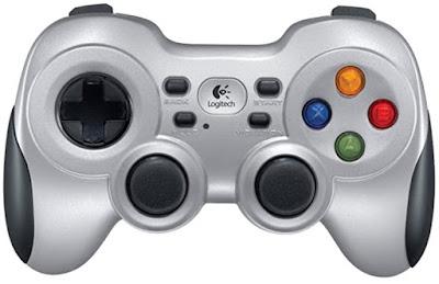 Logitech F710 Gamepad