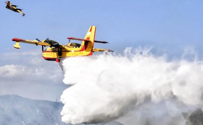 Πολύ υψηλός ο κίνδυνος πυρκαγιάς σε πέντε περιφέρειες...