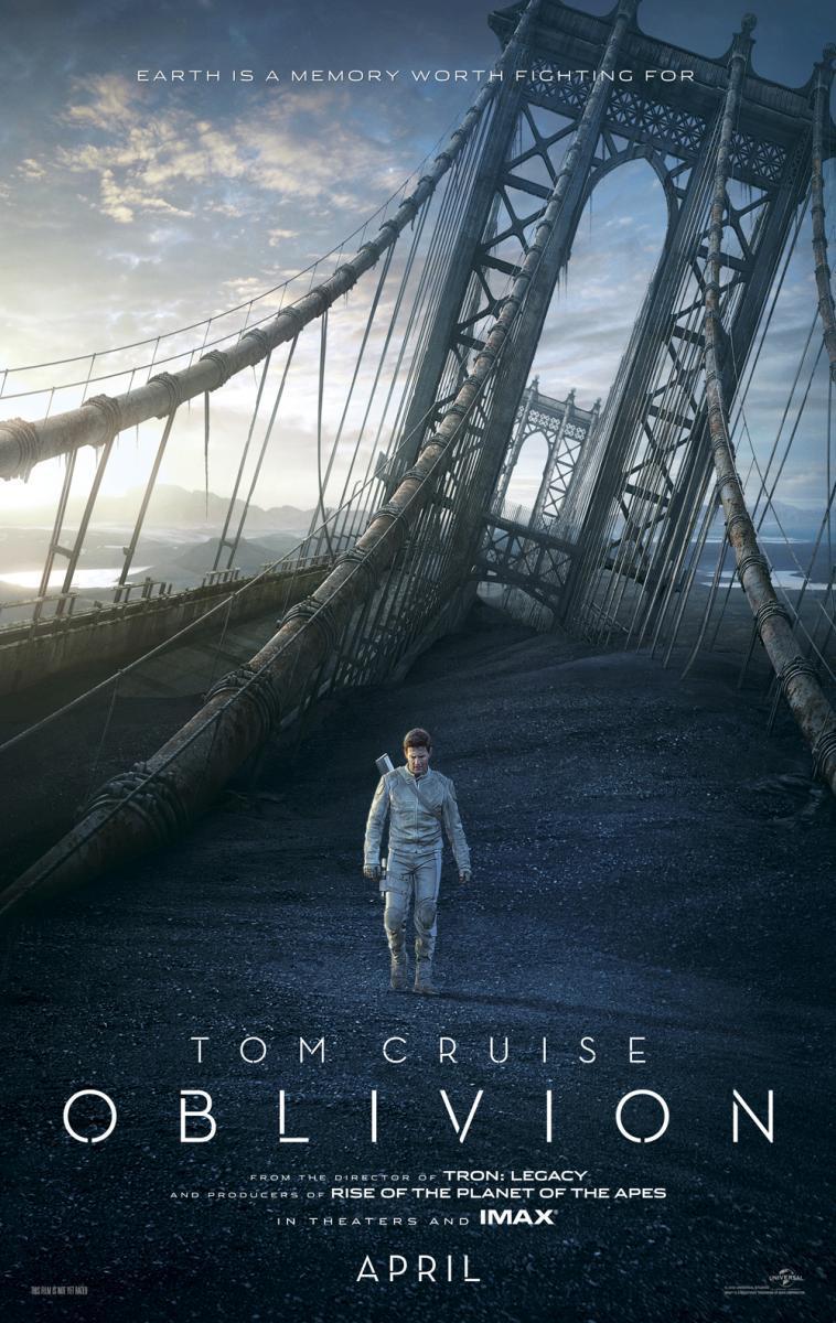 Download Oblivion (2013) Full Movie in Hindi Dual Audio BluRay 480p [400MB]
