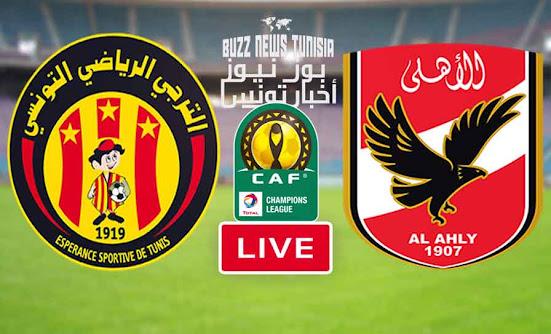 Taraji et Al Ahly en direct
