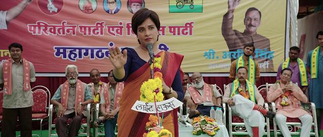 Madam Chief Minister 2021 Hindi 720p HDRip