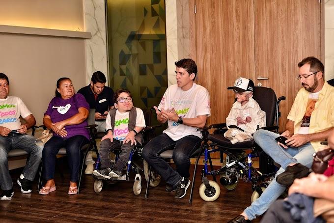 Tovar solicitará a Michelle Bolsonaro ajuda para implementação de Centro de Especialidades em Campina Grande