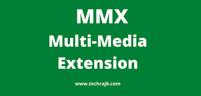 MMX full form, what is the full form of MMX