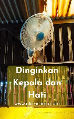 fasilitas kipas angin