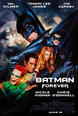 batman forever film recenzja val kilmer joel schumacher tommy lee jones jim carrey