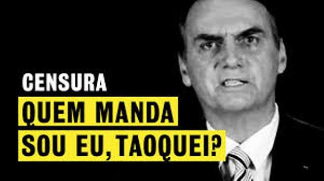Brasil   Quem deu a ordem de censurar sites?