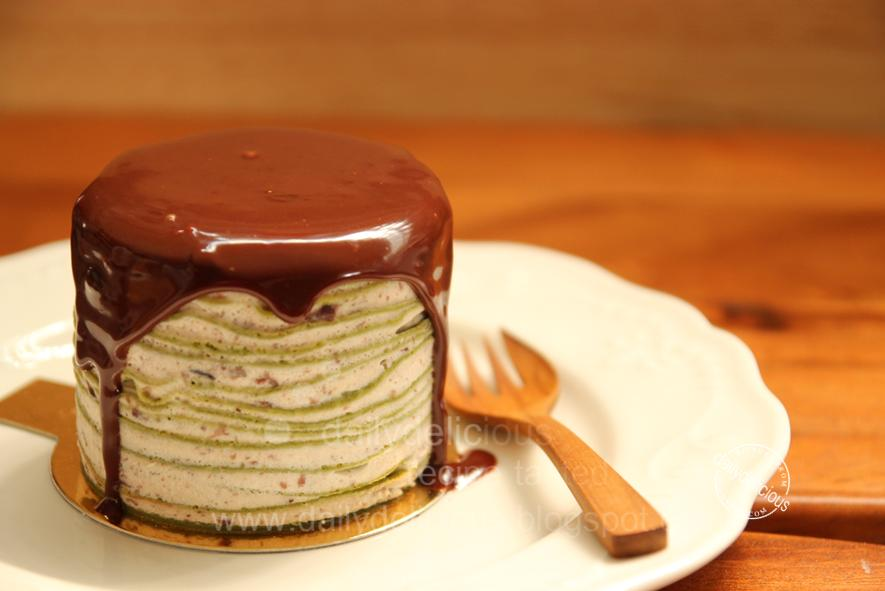 Image Result For Chocolate Crepe Cake
