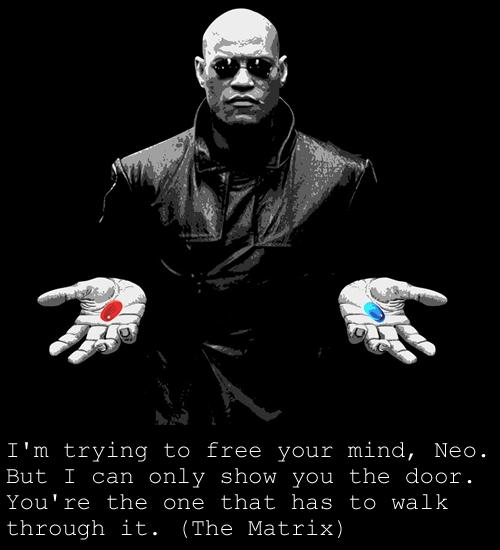 """Quotes """"The Matrix"""""""