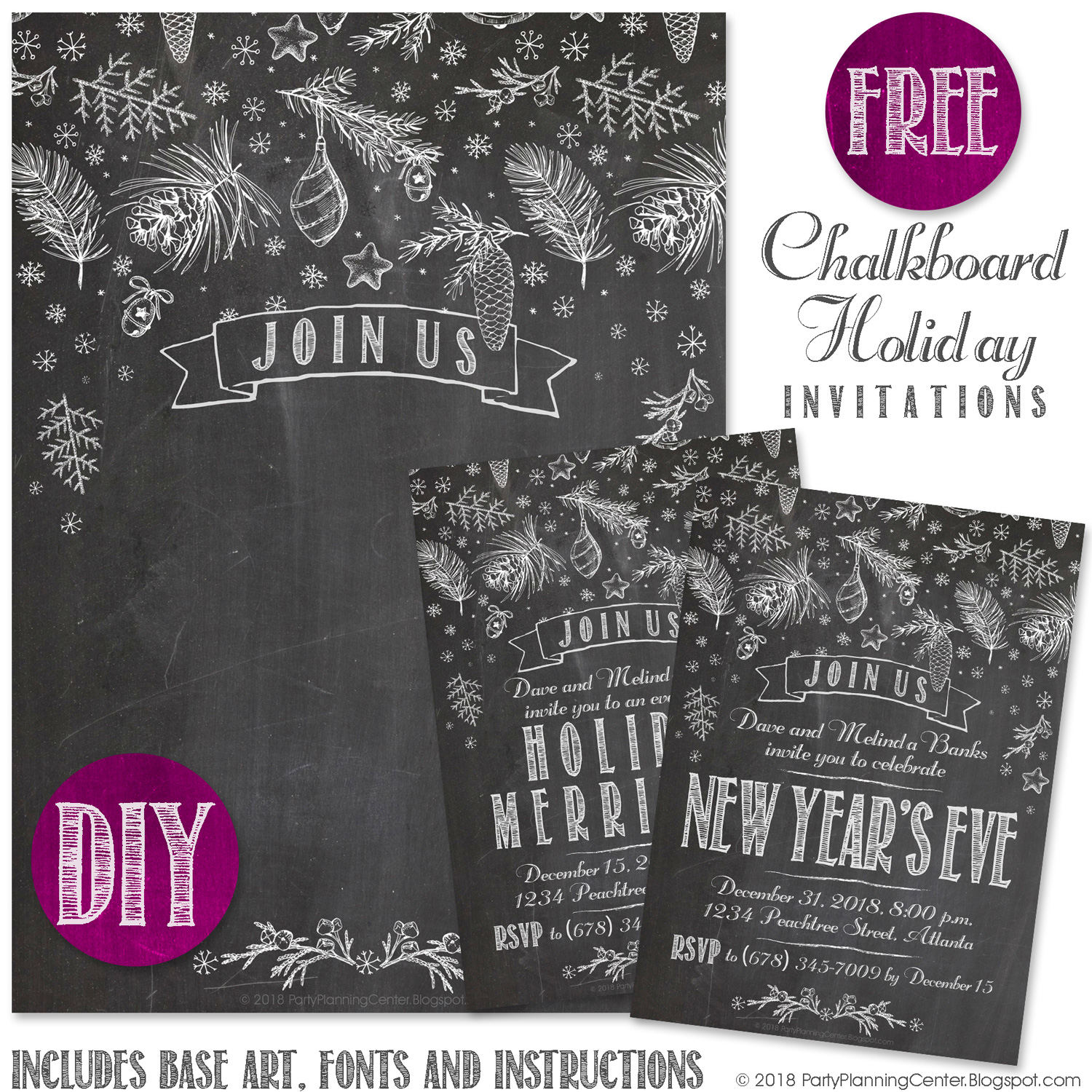 Cant Find Substitution For Tag Postbody Free DIY Chalkboard