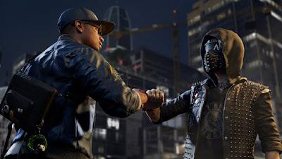 Videojuego PS4 Watchdogs2 Ubisoft