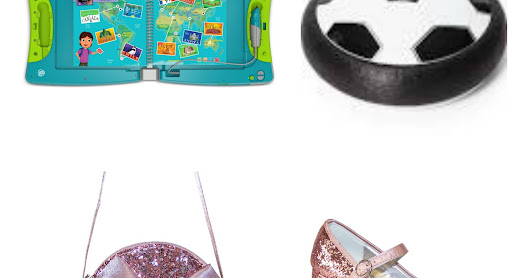 Still shopping for the kids? Check out my favourite gift ideas