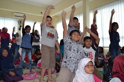 Jumpa Penulis KKPK Mizan di  Kab Semarang