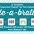 Stampin 'n Stuff: SALE-A-BRATION 2013