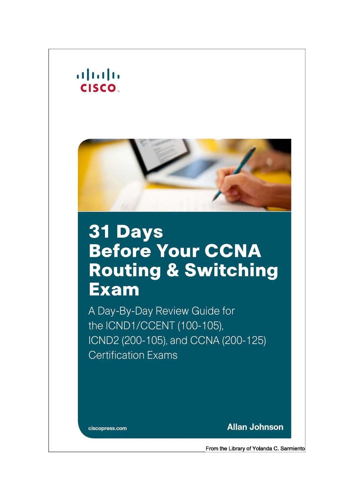 Ccna 200-120 Official Cert Guide Pdf