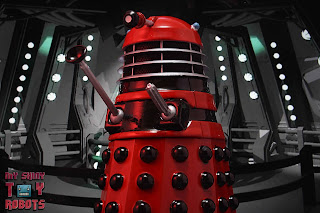 Custom TV21 Red Dalek Leader 11