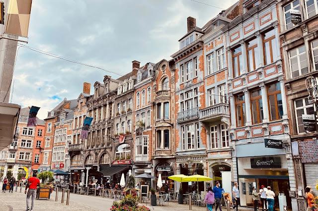Stad Namen in België