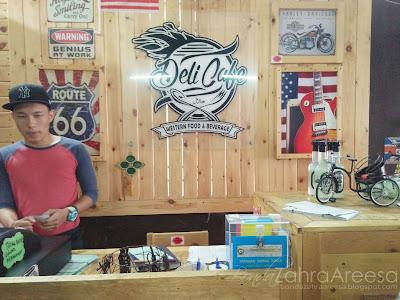 Western Terbaik Taiping, Cafe Moden