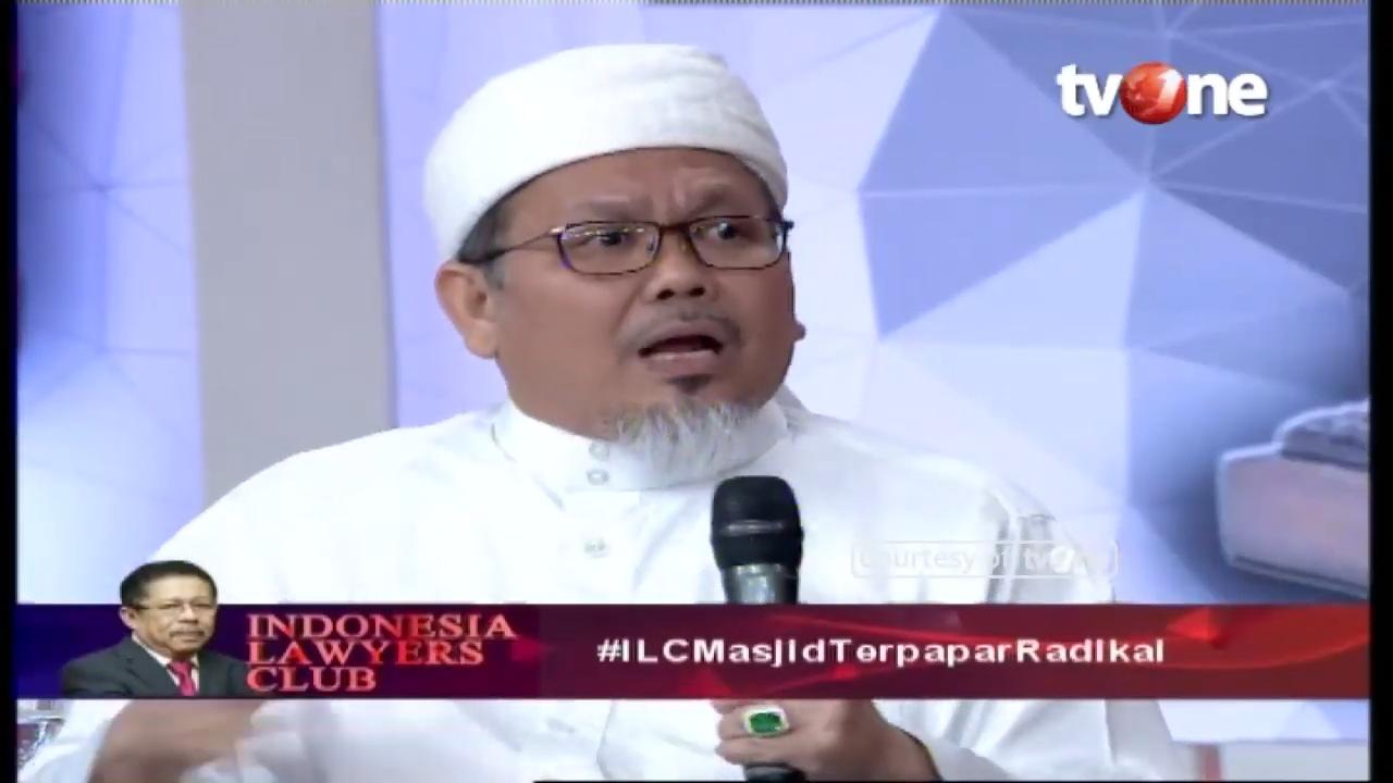 Blak-Blakan, KH Tengku Zulkarnain Ungkap Perusak Islam dari Dalam