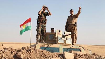 """البيشمركة تعلن عن تشكيل """"قوات مشتركة""""مع الجيش العراقي لسد المناطق الرخوة"""