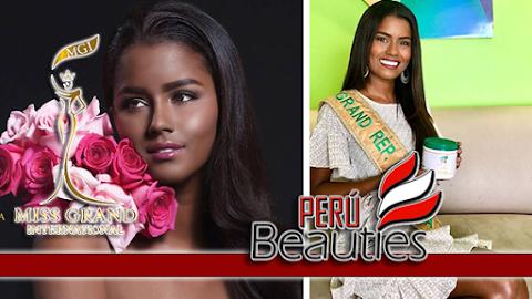 Miss Grand Dominican Republic 2018