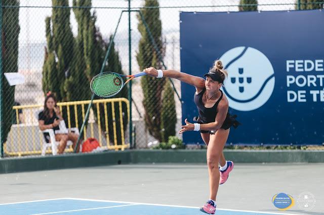 Ingrid Martins tênis brasil porto figueira da foz itf