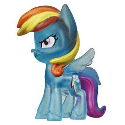 MLP Pony Pet Friends Rainbow Dash Blind Bag Pony
