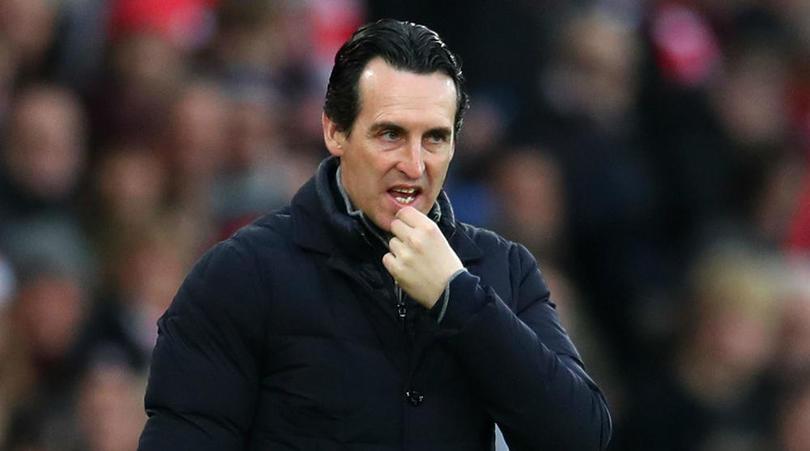 Emery: Arsenal Kalah Karena Kartu Merah