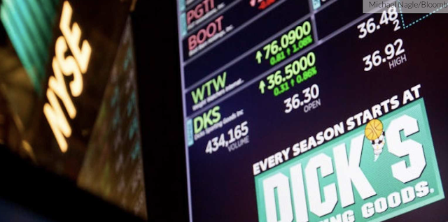 Dick's Sporting Goods Curbed Firearm Sales in 2018. Here's How Much It Cost Them.