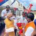 बिहार के राज्यपाल फागू चौहान का हुआ देवघर आगमन.