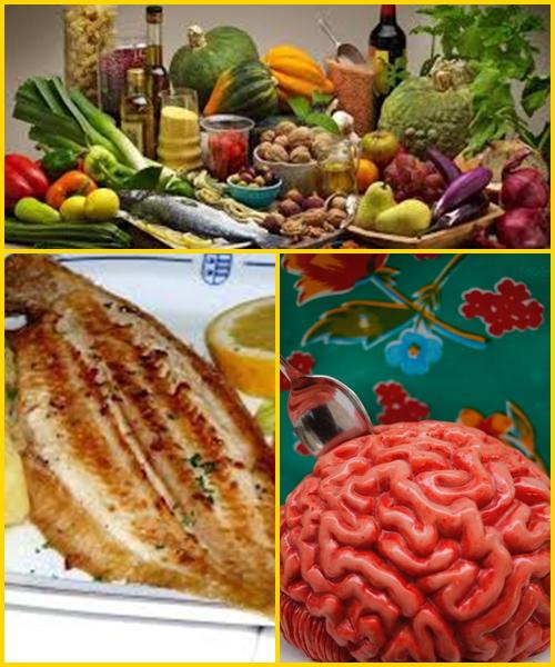Alimentemos El Cerebro: ¡Somos lo que comemos!