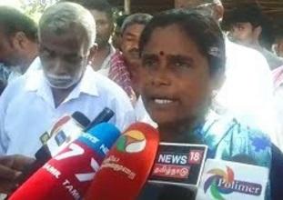 Emotional Speech of Neduvasal Protesters