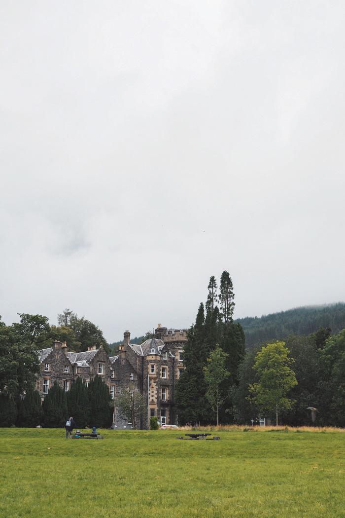 Road trip dans les Highlands en Ecosse