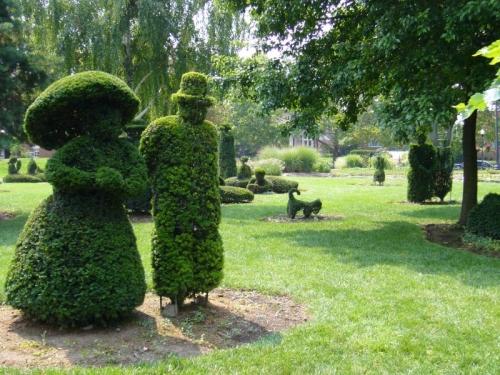 Paisajismo decoractual dise o y decoraci n for Adornos para parques y jardines