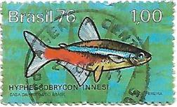 Selo Peixe Néon