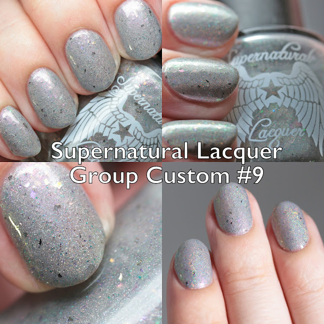 Supernatural Lacquer Group Custom #9