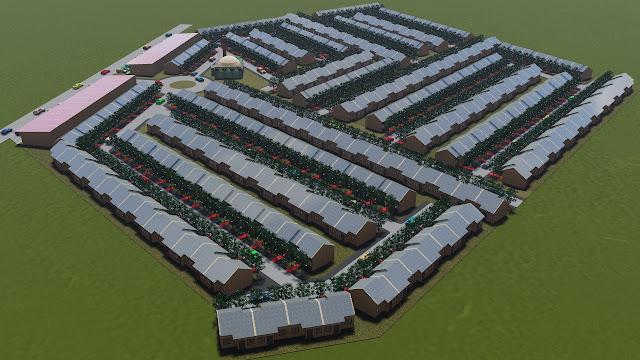 perencana perumahan subsidi