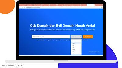 Cek Ketersediaan Domain