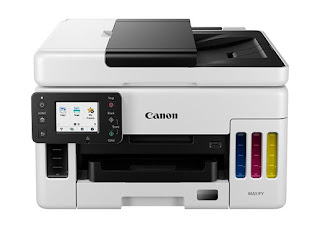 Canon MAXIFY GX6020 Driver Download, Review And Price