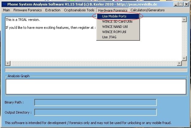 Unlock Huawei B970 HSDPA Modem Step-3.1