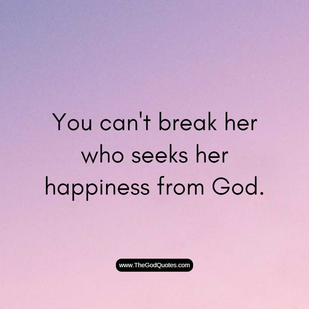 God Quotes For Her