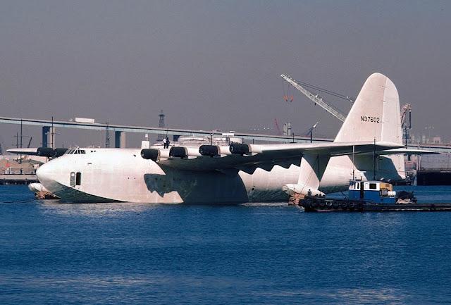 O maior hidroavião do mundo