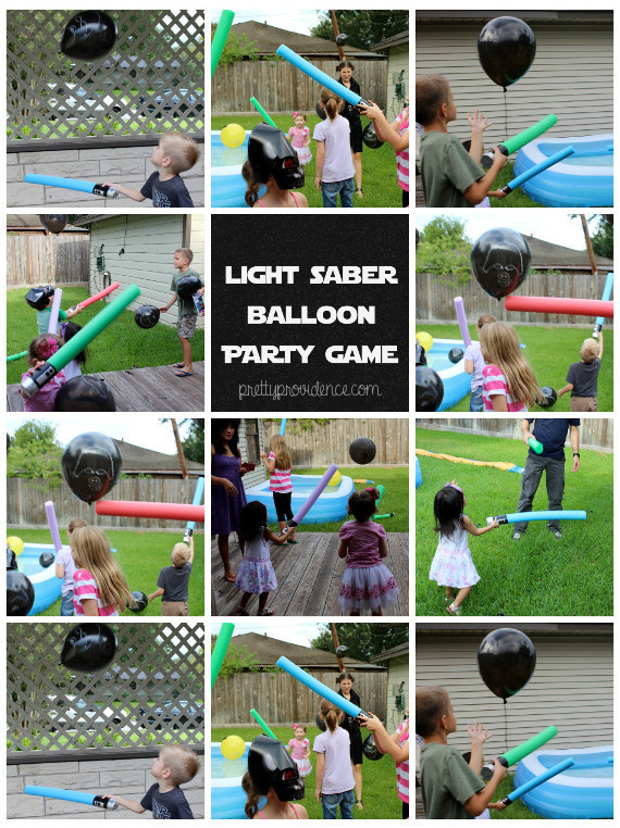 star wars kids game | star wars party food, decor and kids games on pretty providence