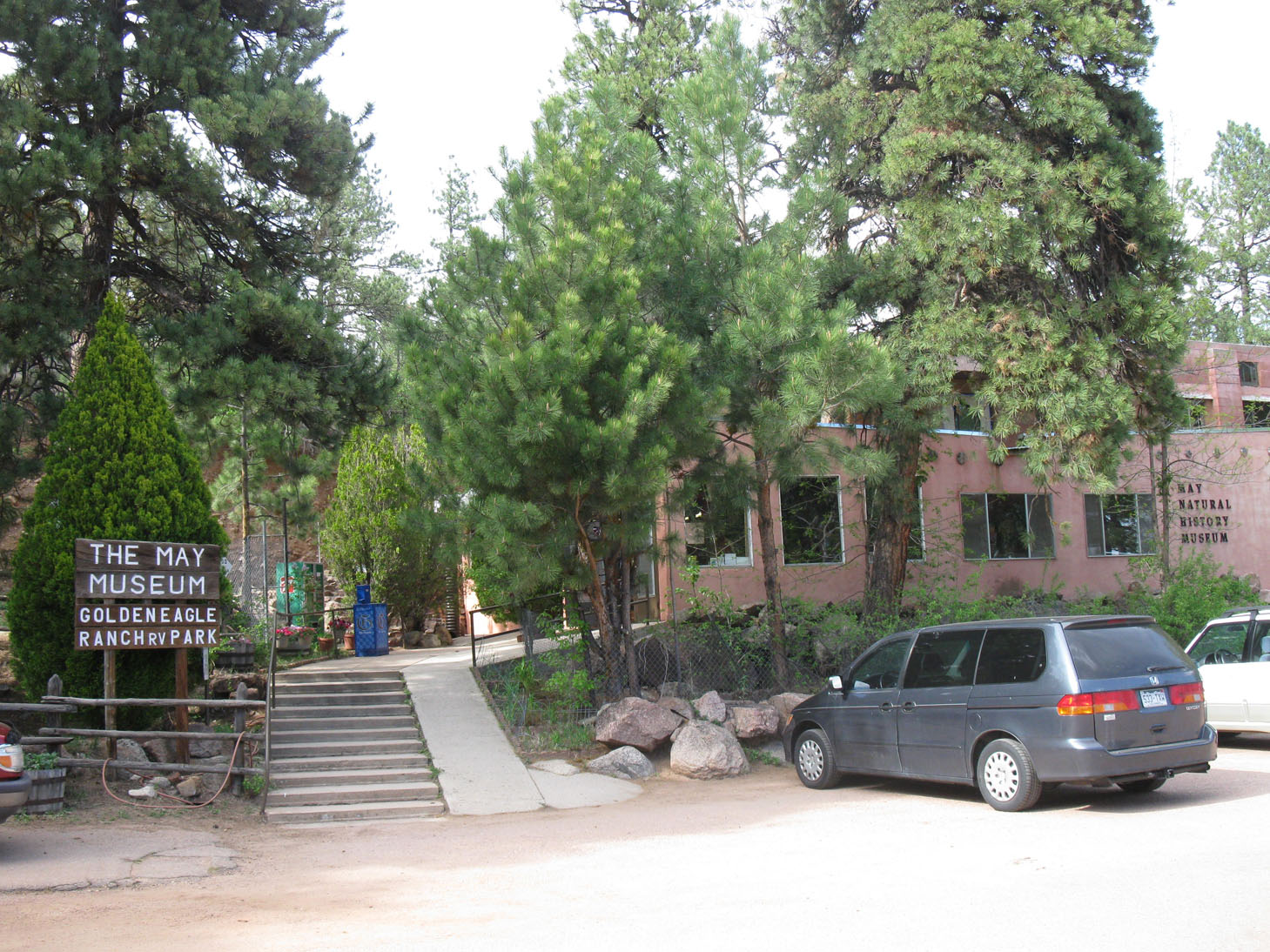 Colorado Springs Museum Of Natural History